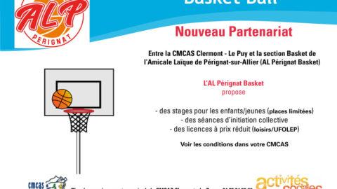 Partenariat Basket ball